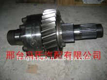 Mercedes benz driving shaft gear