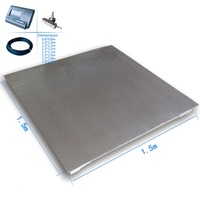 floor scale 1 ton