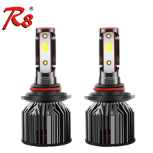 OUSIPU Competitive Price New Z8 Tricolor <strong>LED</strong> Car Auto Headlight Kit All In One High Speed Fan H3 H4 H7 H8/H11 880 9005 9006