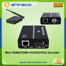 Wowza/FMS Server Live Stream System HDMI To IP Encoder