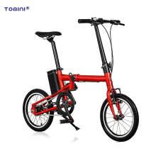 2018 Wholesale folding electro bike electric bicycle