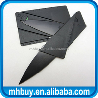 100pcs, Wholesale, folding credit card knife Cheap Plastic handle stainless card knife