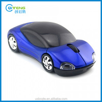 Christmas Gift Promotional Cool Wireless Mouse Wireless Car Model Mouse