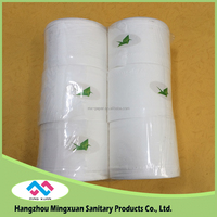 2016 New Design Low Price Customized Virgin Wood Pulp Toilet Tissue Paper Rolls
