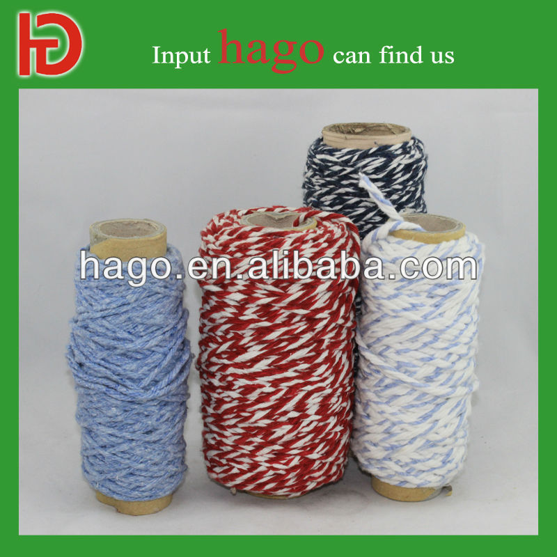Ne6s recycled polyester/cotton cheap mop yarn factory