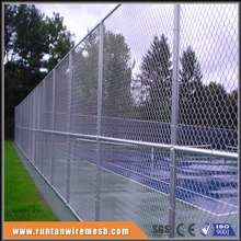 Trade assurance tennis court fence height
