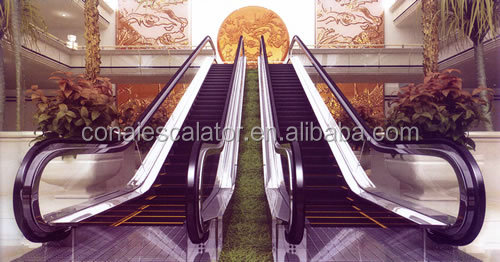 Best price and quality Outdoor Escalator price, Escalator cost from china supplier