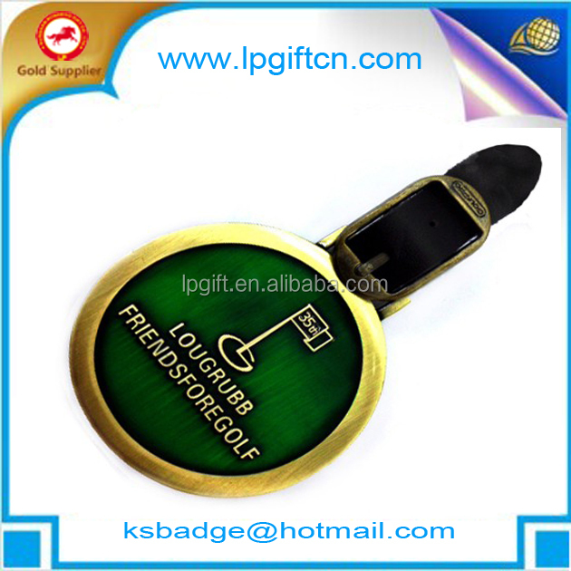 Promotional Customized Airplane Key chain With Customized Logo