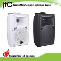 Waterproof Outdoor 5 inch 100w Wall Mount Speaker