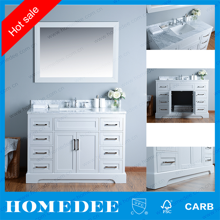 cheap classic bathroom sink base cabinets