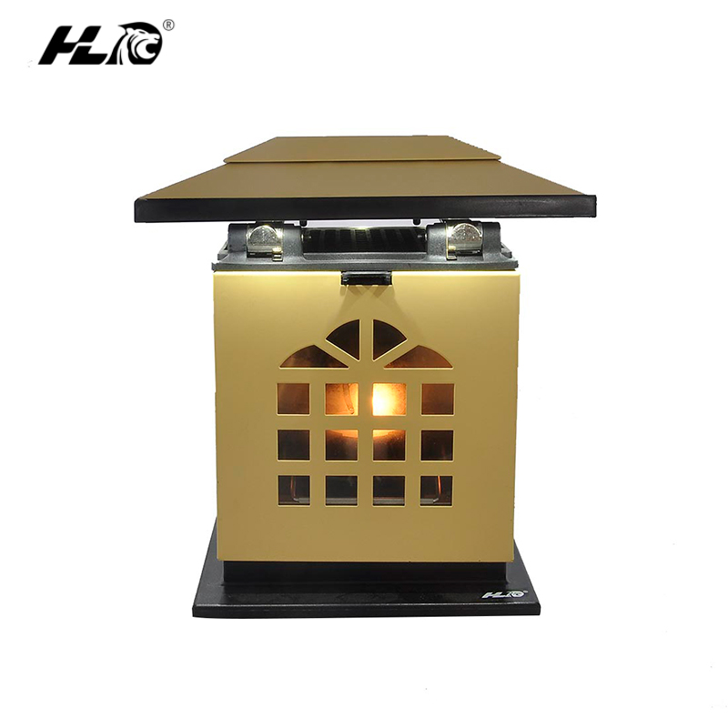 2016 HLC Outdoor Emergency LED Rechargeable Lantern for Family