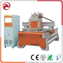 Auto changing tool cnc router machine, high speed cnc machinery, woodworking machine for sale