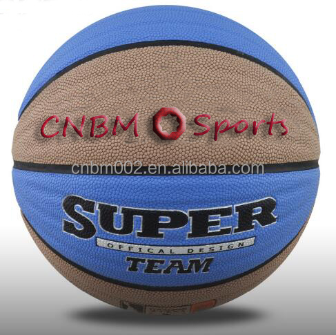 MOLTEN quality standard match basketball with logo available -Rebe005