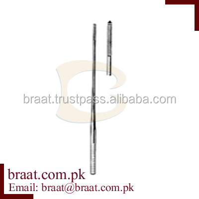 Farrel Cotton Applicator Triangular 12cm/Dermatology Otology & Probe