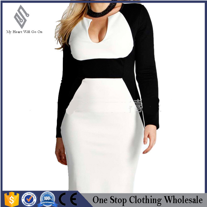 Beautiful women party dresses plus size sey revealing evening dress 2016 alibaba china cheap online sale
