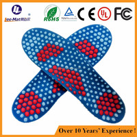 Great promotion long time standing insole Eva Arch Support Cushion Insole correction insoles for x shaped legs