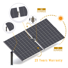 Low Price solar panel accessories solar sun tracker