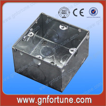 India Hotsale Electrical Metal Modular Switch Box
