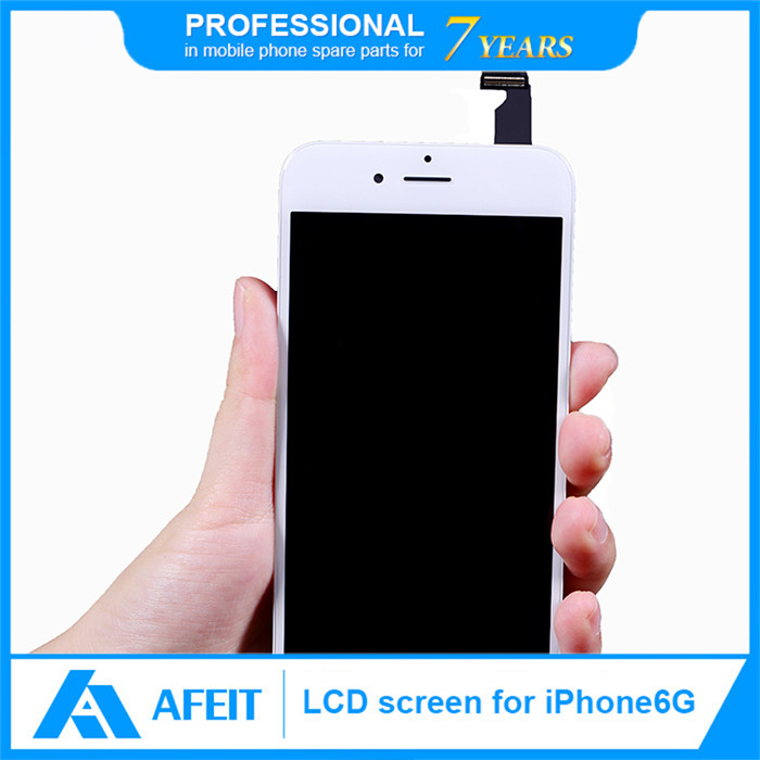 wholesale original display lcd for iphone 6 lcd screen with digitizer accept credit card