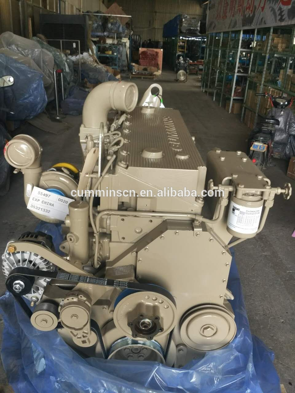 high quality hot sale 2 cylinder sabb marine diesel engine with best quality and low price