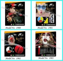 party face paint,halloween makeup set