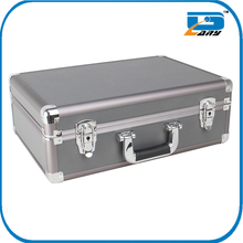 High quality portable customized aluminum travel toolbox