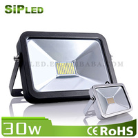 white or black housing fixture low price Ipad slim led flood light for wholesale