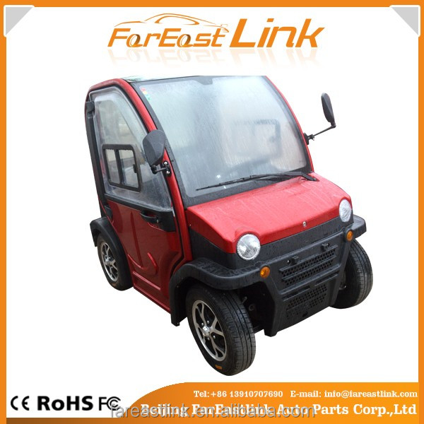 cheap four wheel electric mini car high quality R1
