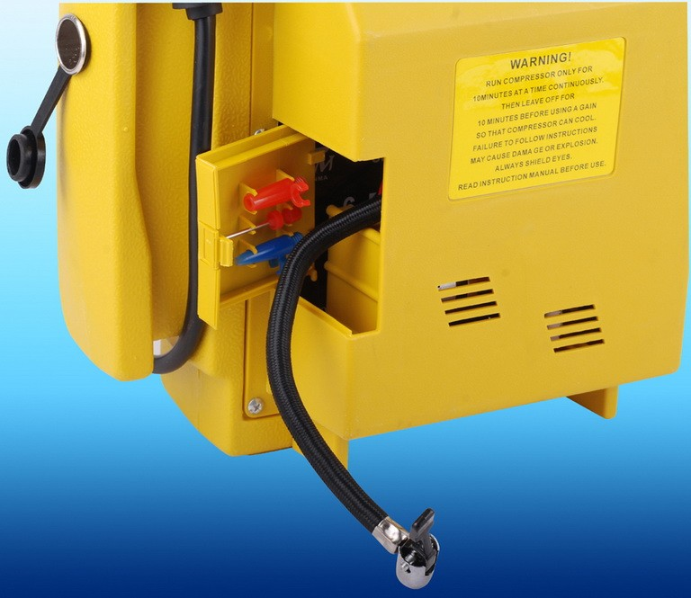 Easy start 12V/24V power station jump start for cars