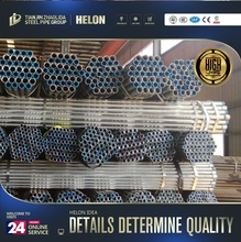 1.5 inch round posts galvanized steel pipe and tube for fence