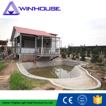 Well Designed China Prefabricated Houses And Modular Villa