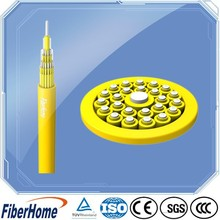 manufacturer single mode 24core breakout fiber optic cable