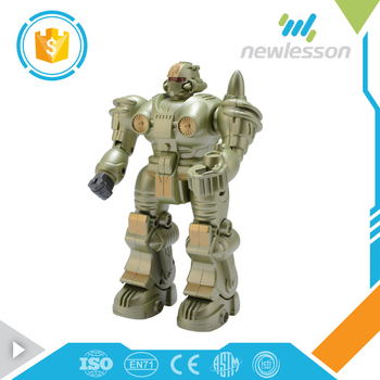 Top kids fashion toy super acecool robot toys 2017 for children