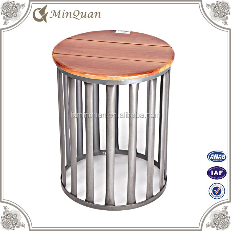 Latest center dine table design small wood round tea table - Small center table designs ...