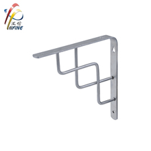 Hot Sale European High Quality Ornamental Metal Shelf Bracket