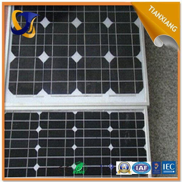 2015 popular best price per watt 12v 100w solar panel