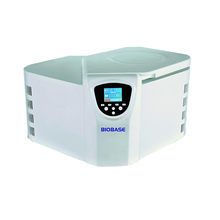 Fast cooling and Tabletop High Speed Refrigerated BK-THR16K Centrifuge with Fan-forced air circulation system