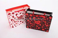 Newest Design Fashion Style Shopping gift Paper bag