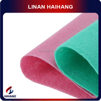 China supplier Washable polyester needle punched nonwoven needle felt