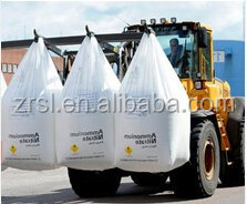 1 ton bulk bag, 1000kg capacity super sack packing grain, seed, wheat flour