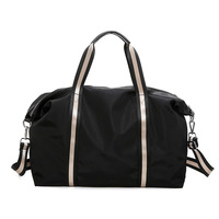 V-010 Wholesale fashion travel tote bags custom gym duffel bag