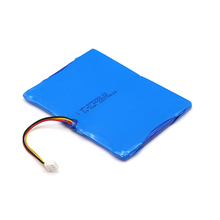 China Manufacturer Rechargeable 3.7v 4000mah lithium polymer battery 606090 for bluetooth touch keyboard