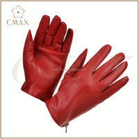 High quality cow split leather gloves/cowhide gloves docker gloves