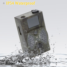 12MP MMS GPRS GSM Photo Traps scouting wildlife hunter wildcamera HC300M battery operated security time lapse camera for hunting