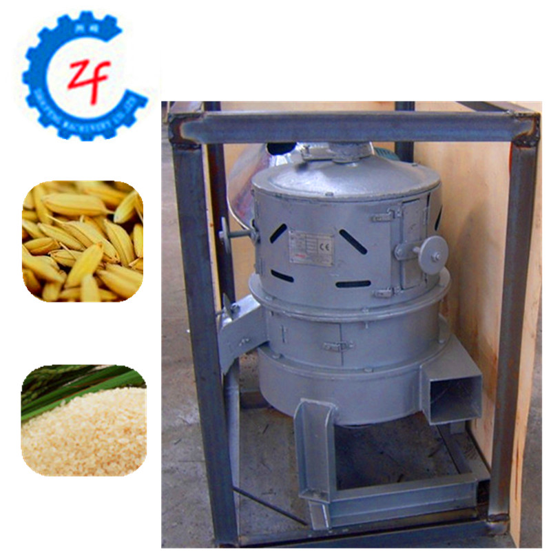 Electrical Small Wheat Sheller Machine/Buckwheat Grain Skin Dehulling Machine