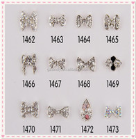 Importer Bow Design Nail Accessories From Japanese Nail Art Supplies