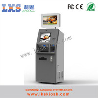 water bill pay kiosk thermal receipt printer with online shop kiosk
