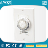 THU-198 time switch battery operated light with timer