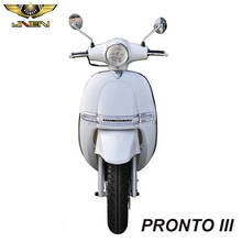 PRONTO III 125CC JNEN 2018 Italian Design Retro Vespa Style Diesel Scooters Motorcycle With EEC CCC DOT EURO IV Certification