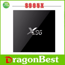 2015 Hot 4K Ultra Output Android Tv Box Xnxx Movie New Android Tv Box 2016 X96 S905X 1G 8G Tv Box Codi Android 6.0 Marshmallow
